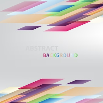 Abstract background with colorful straight lines