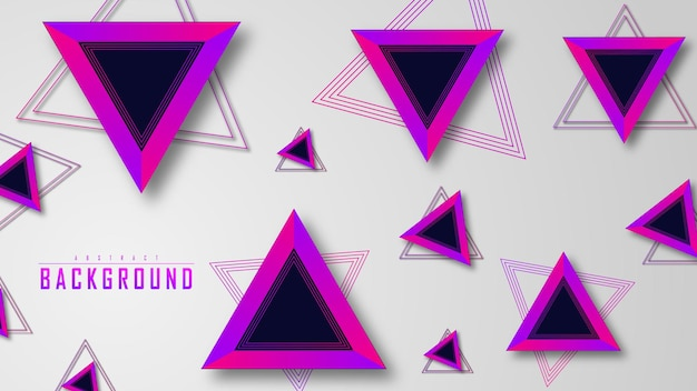 Abstract background with eves shapes best write background premium vector