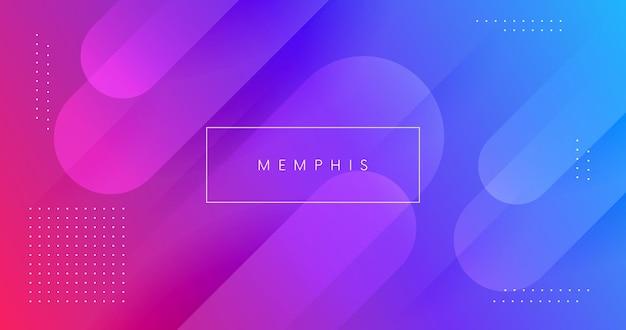 流体形状ベクトルデザインと抽象的な背景。最小限のポスター。未来的な背景。バナー、ランディングページ、web、カバー、パンフレットの動的な3dコンポジション。