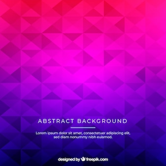 Abstract background with gradient design