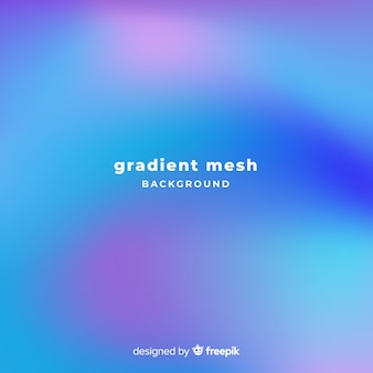 Abstract background with gradient style
