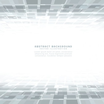 Abstract background with grey squares