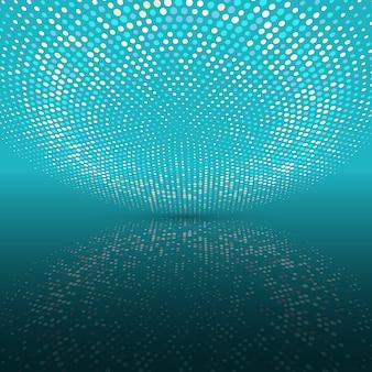 Абстрактный фон с полутонами