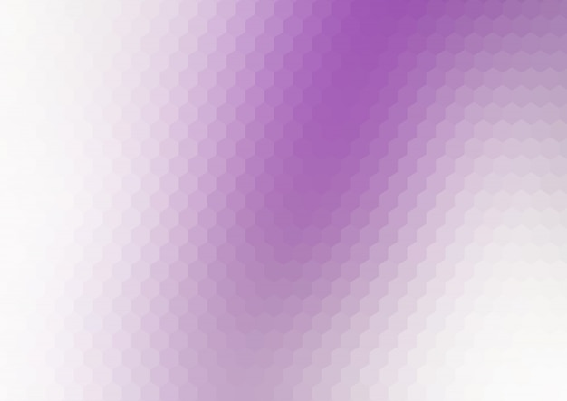 Abstract background with hexagonal design
