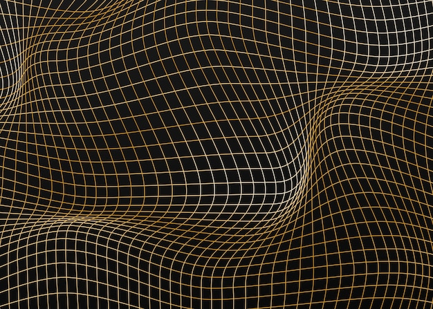 Abstract background with lines. geometric and wavy.