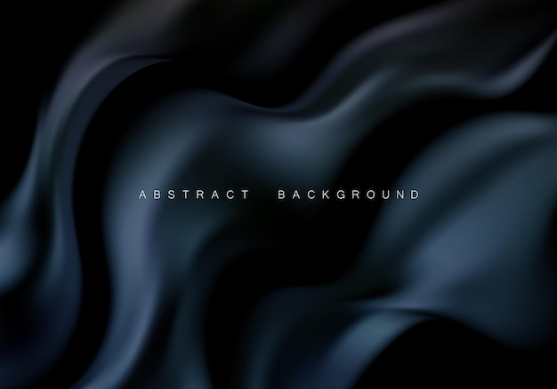 豪華な布波シルクテクスチャ背景と抽象的な背景