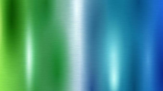 さまざまな色の金属の質感と抽象的な背景