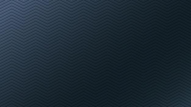 ジグザグ線のパターンと抽象的な背景