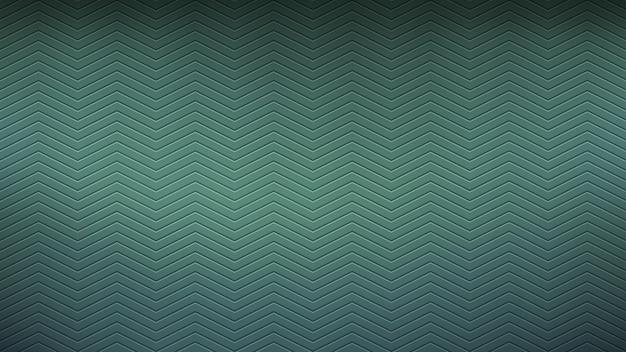 ジグザグの線のパターンを持つ抽象的な背景