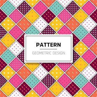 패턴으로 추상적 인 배경
