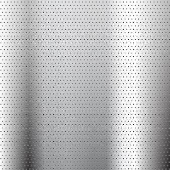 Abstract background with a perforated metal effect