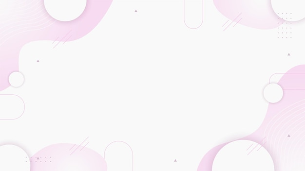 Abstract background with pink color