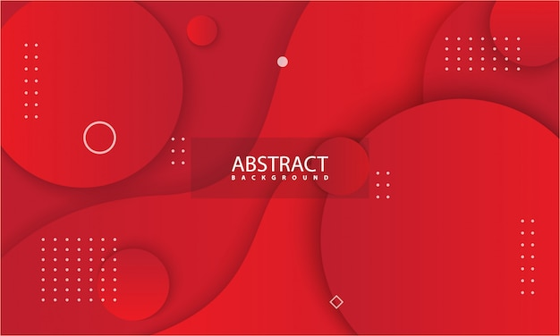 Abstract background with red color.