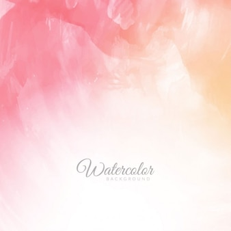 Abstract background with red watercolors