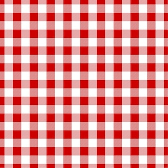 Abstract background with red and white squares