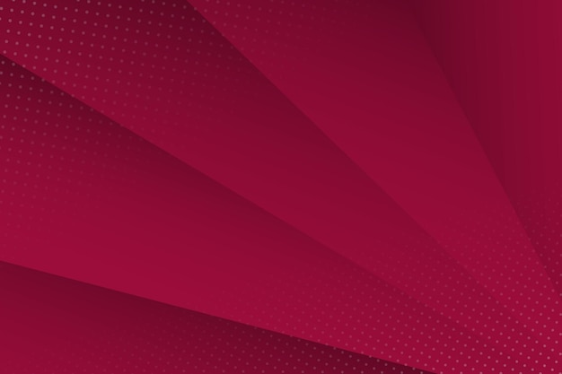 Abstract background with shadows and dots in maroon color. background.