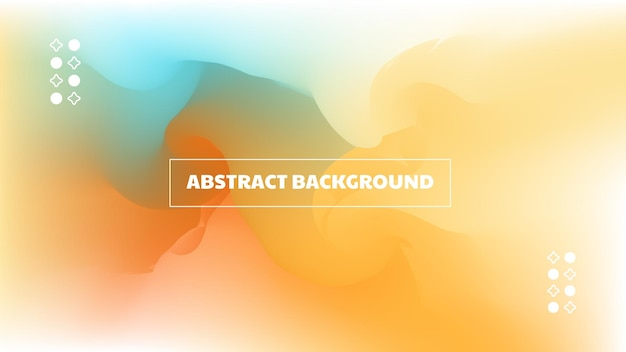 Abstract background with silky smooth color