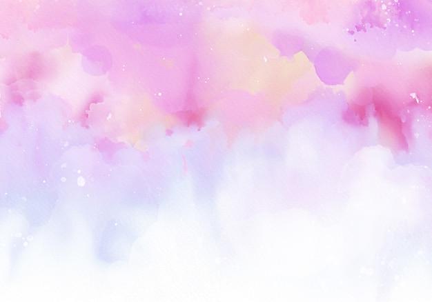 Soflt色と抽象的な背景