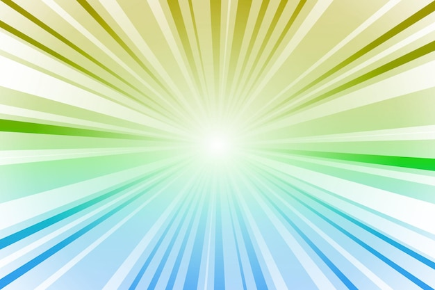 Abstract background with sun rays. summer vector illustration for design