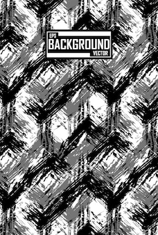 Abstract background with tiger and zebra pattern