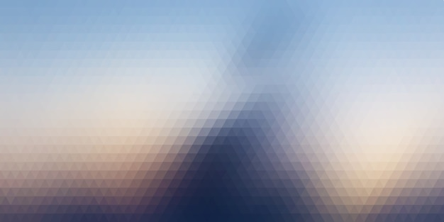 Abstract background with triangular pattern