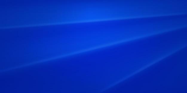 블루 색상에 물결 모양의 표면으로 추상적인 배경