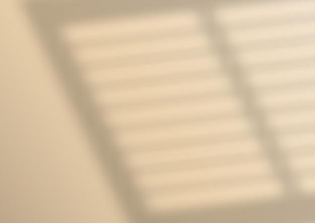 Абстрактный фон с наложением тени окна
