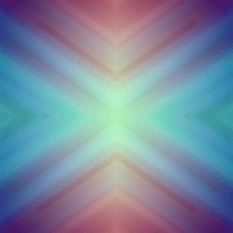 Abstract background with a x