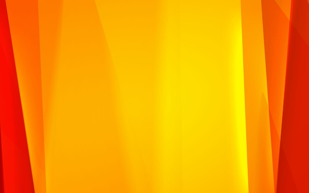 Abstract background yellow color and red color modern