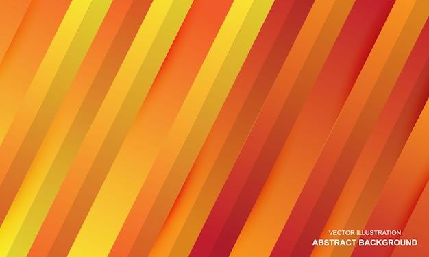 カラフルな抽象的な背景黄色のグラデーション