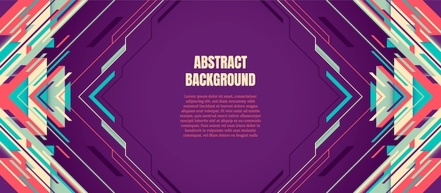 Abstract background .