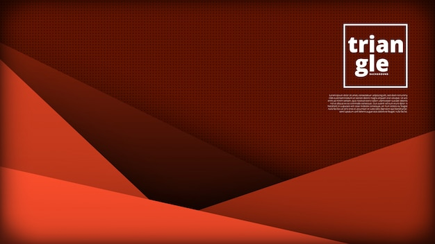 Abstract backround with fluid shapes