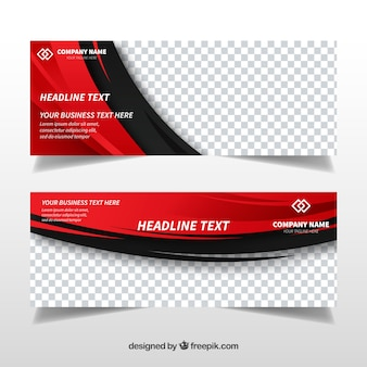Red Banner Vectors Photos And Psd Files Free Download