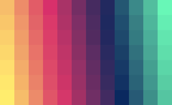 Abstract beautiful gradient background