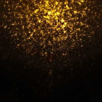 Abstract beautiful shiny glitters background