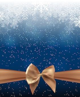 Абстрактной красоты рождество и новый год фон. снимок