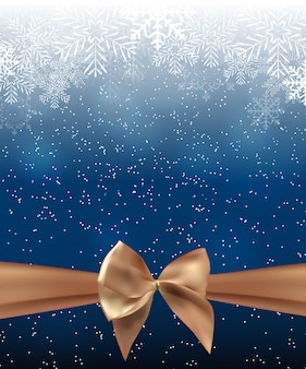 Abstract beauty christmas and new year background.  illust