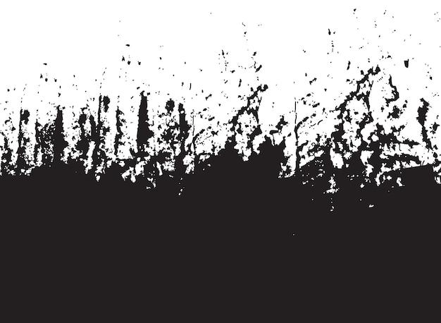 추상 검은 색과 흰색 배경