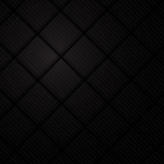 抽象的な黒背景ベクトルイラスト