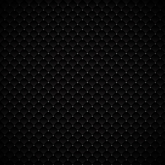 Abstract black geometric squares background design