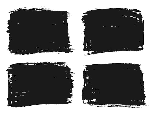 Abstract black grunge backgrounds