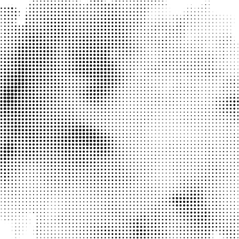 Abstract black halftone elegant background