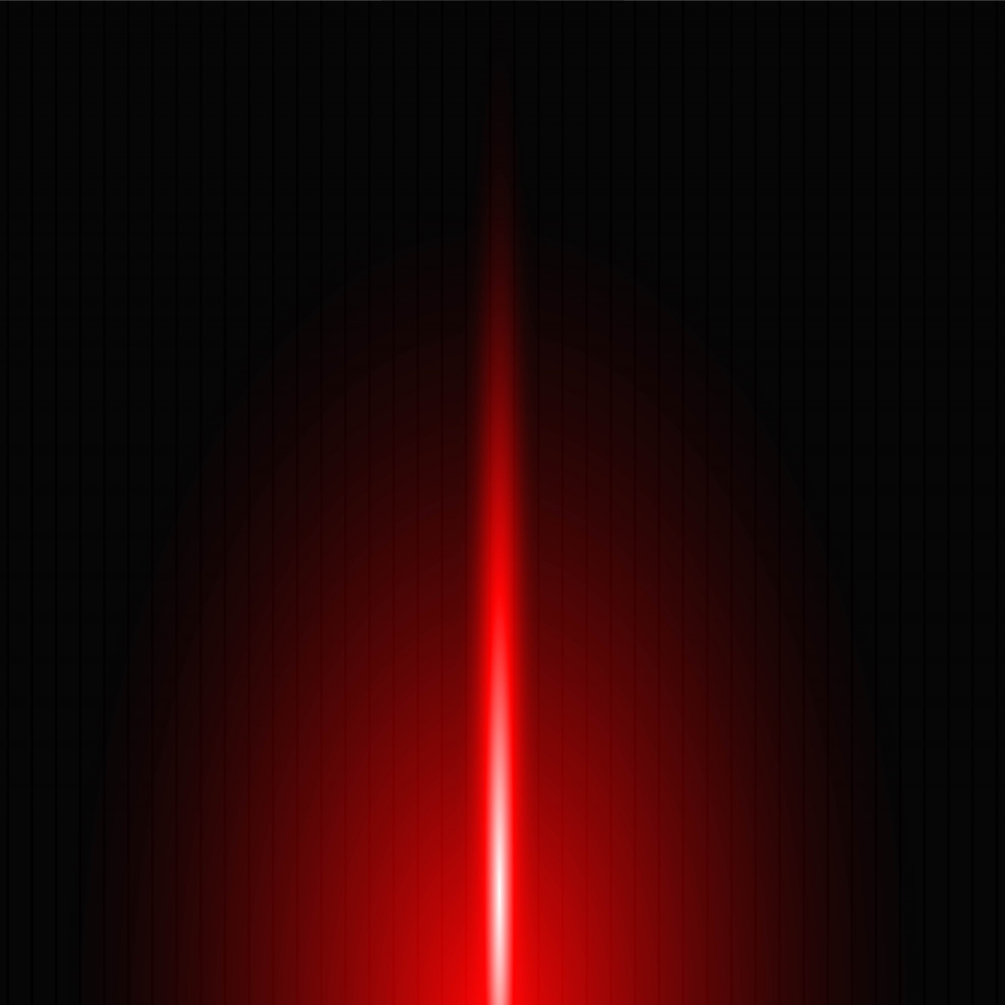 Abstract black modern tech metallic red shiny background