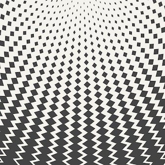 Abstract black square mesh pattern design background