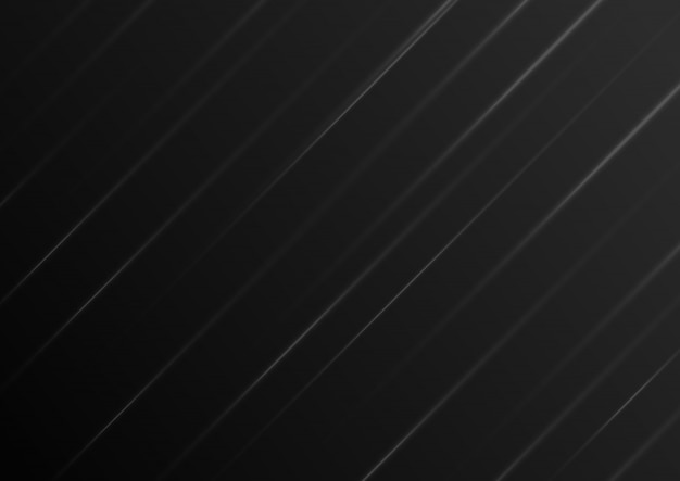Абстрактная черная полоса диагональная линия