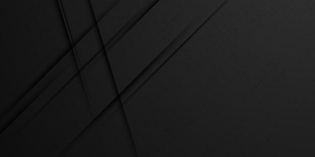 Абстрактные черные текстуры спортивные векторные иллюстрации. геометрический фон. концепция современной формы.