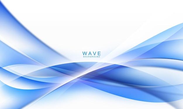 抽象的な青い背景のダイナミック。