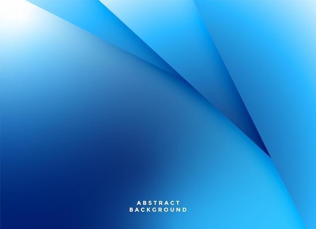 抽象的な青い背景。軽くエレガントなデザイン。デジタルモダン要素