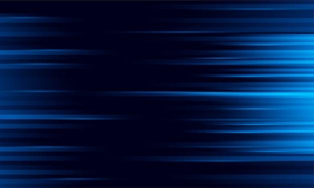 Абстрактный синий фон с легкими диагональными линиями