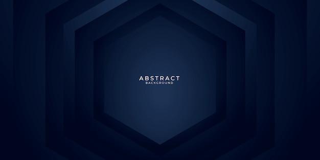 Абстрактный синий фон с линиями квадратной градации
